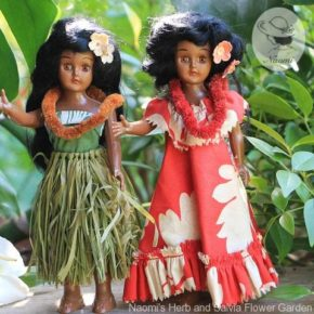 ビンテージ ハワイアンドール② - Vintage Elsie Denney Hawaiian Dolls