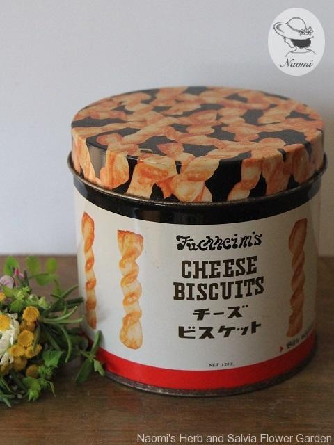 ユーハイム チーズビスケット缶