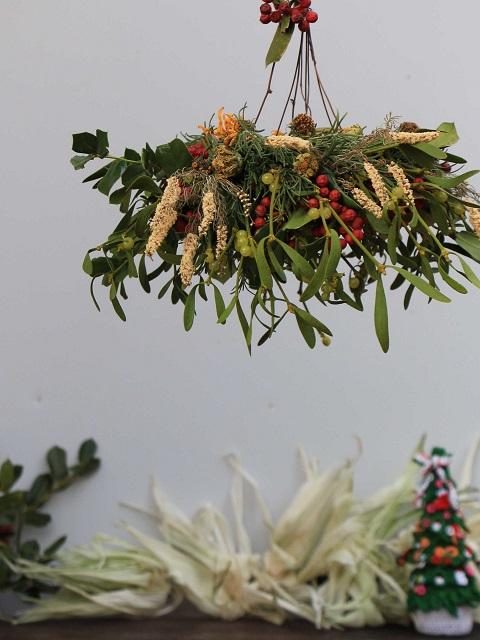 クリスマス フライングリース