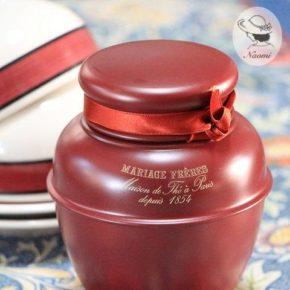 マリアージュ フレール 紅茶の缶