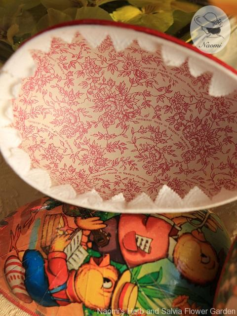 紙製イースターエッグ
