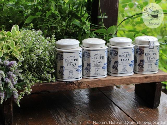 紅茶の容器 LAWLEYS TEA ロウレイズティー