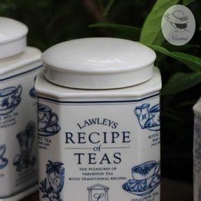 紅茶の容器 - LAWLEYS TEA  ロウレイズティー
