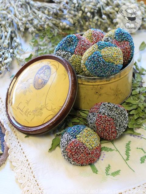 Lavender Bath Powder Langlois Boston Vintage Tin