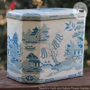 ビンテージのビスケット缶 - グレイダン社