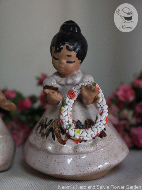 B of Hawaii Vintage Figurine