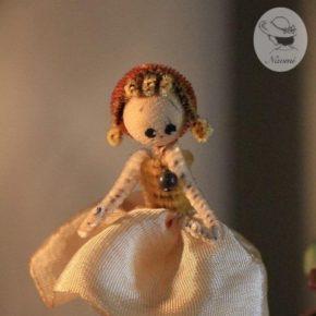 昭和レトロなモール人形① - 女の子