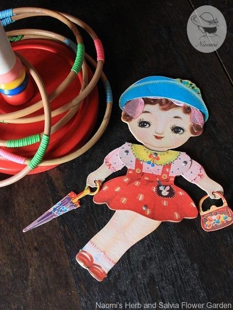 たのしい幼稚園 昭和34年 付録
