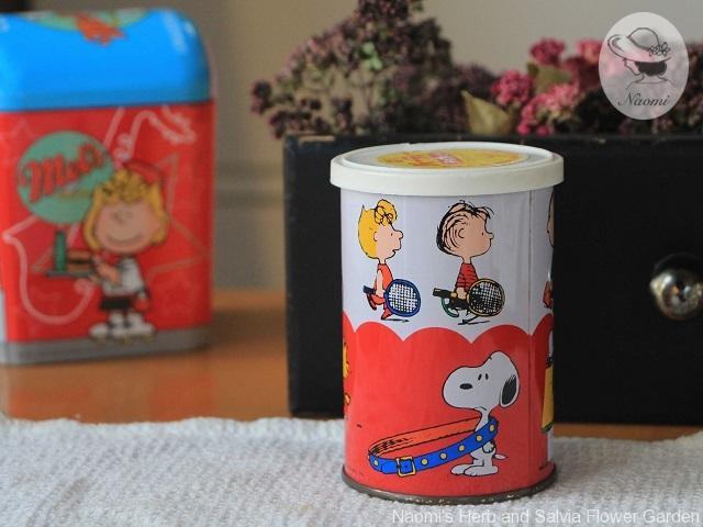 森永パーティーチョコレートの缶