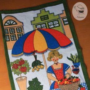 Malimo キッチンクロス – マーケットの花屋さん