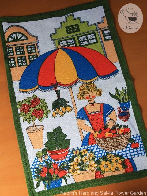 Malimo キッチンクロス マーケットの花屋