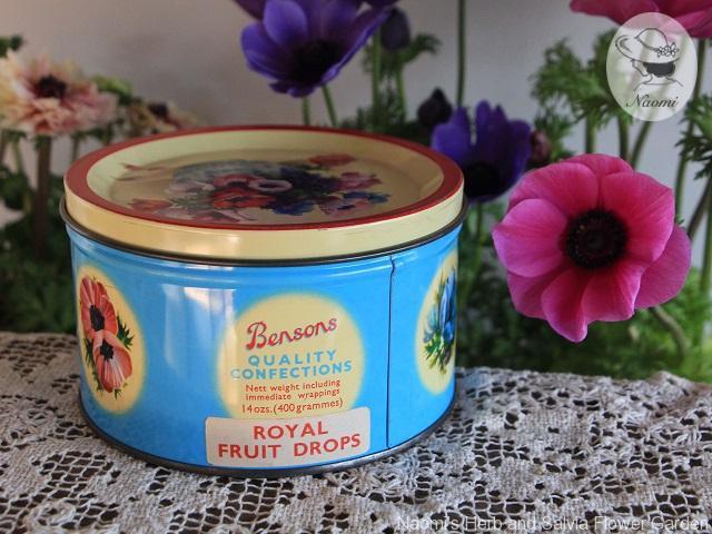 Vintage Bensons Sweets Tin