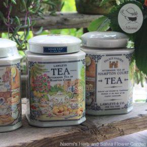 紅茶の容器 - LAWLEYS TEA  ロウレイズティー②